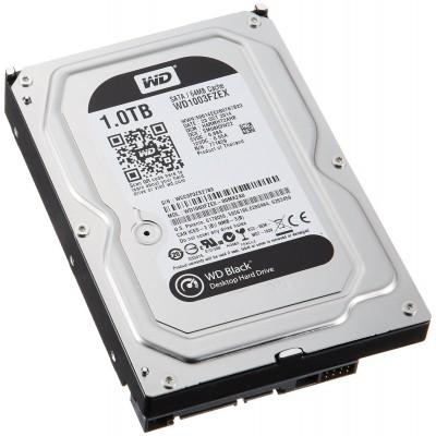 Western Digital 1.0 TB SATA Black هارد دیسک اینترنال