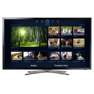 SAMSUNG LED FULL HD SMART TV 40F5500 تلویزیون سامسونگ