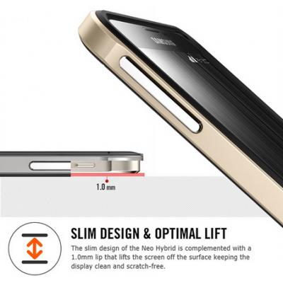 Samsung Galaxy Alpha Spigen Neo Hybrid Case کاور اسپیگن