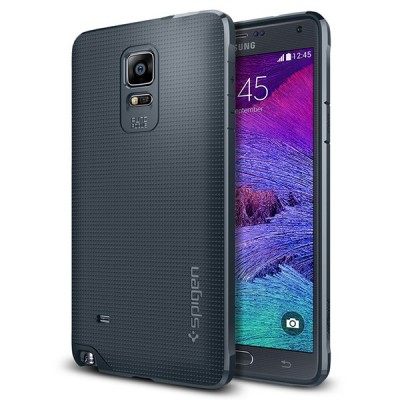 Samsung Galaxy Note 4 Spigen Case Capsule کاور اسپیگن