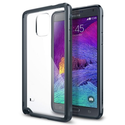 Spigen Ultra Hybrid Cover For Samsung Galaxy Note 4 کاور اسپیگن