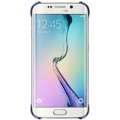 Samsung Galaxy S6 Edge Original Clear Back Cover کاور اسپیگن