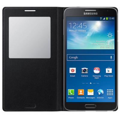 Samsung Galaxy Note 3 Neo S View Original Cover کیف کلاسوری