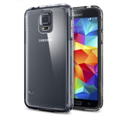 Samsung Galaxy S5 Spigen Ultra Fit Capsule Case کاور اسپیگن