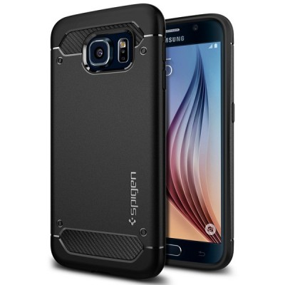 Samsung Galaxy S6 Spigen Ultra Rugged Capsule Case کاور اسپیگن