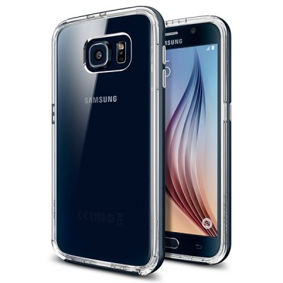 Samsung Galaxy S6 Spigen Neo Hybrid CC Cover کاور اسپیگن
