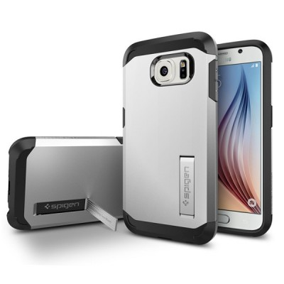 Spigen Tough Armor Case For Samsung Galaxy S6 کاور اسپیگن