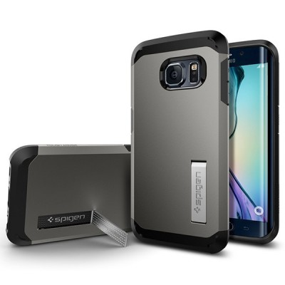 Samsung Galaxy S6 Edge Spigen Tough Armor Cover کاور اسپیگن