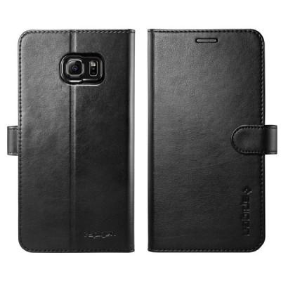 Samsung Galaxy S6 Edge Plus کیف کلاسوری اسپیگن
