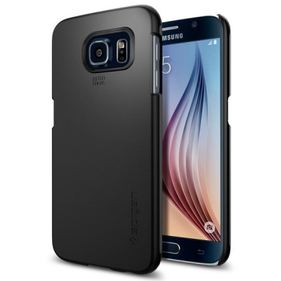 Spigen Thin Fit Cover For Samsung Galaxy S6 کاور اسپیگن