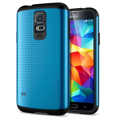 Samsung Galaxy S5 Slim Armor Cover کاور اسپیگن