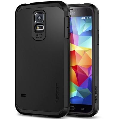 Samsung Galaxy S5 Spigen Tough Armor Cover کاور اسپیگن