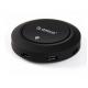 ORICO Wireless Charging 4 Port USB3.0 HCP-5US هاب يو اس بي