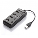 ORICO 4 Port USB2.0 Hub HF4US هاب يو اس بي