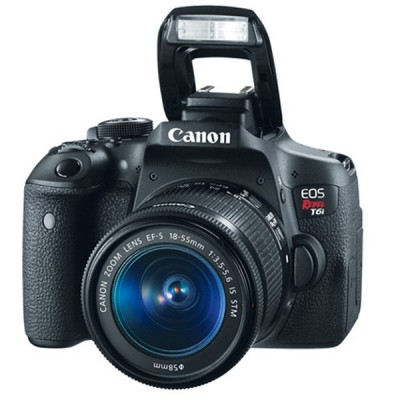 Canon EOS 750D + 18-55 IS STM دوربین کانن