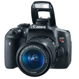 Canon EOS 750D / Rebel T6i / Kiss X8i kit 18-135 Digital Camera دوربین کانن