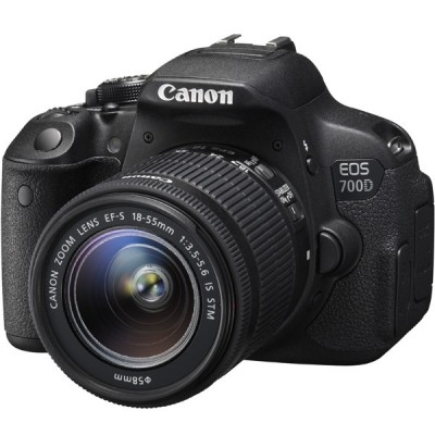 Canon EOS 700D + 18-135 IS STM دوربین کانن