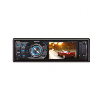 Maxeeder MX-3207BT Car Audio پخش کننده خودرو مکسیدر