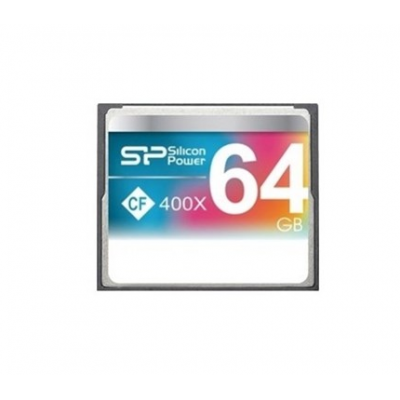Silicon Power 64GB CF 400X کارت حافظه