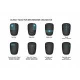 Logitech T630 Ultrathin Touch Mouse ماوس بیسیم لاجیتک
