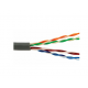 D-Link NCB-C6UGRYR-305-LS CAT6 23AWG UTP Network Cable Roll - 305M کابل شبکه