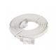 D-Link NCB-C6UWHIF1-10 Cat6 UTP 32 AWG PVC Flat Patch Cord 10M کابل شبکه