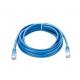 D-Link NCB-5EUBLUR1-3 CAT5E UTP 24AWG Patch Cord:3M,PLUG 30U کابل شبکه