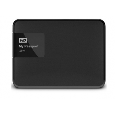 Western Digital My Passport Ultra Premium - 2TB هارد اکسترنال