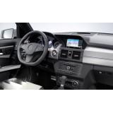 Mercedes-Benz GLK300 مانیتور فابریک خودرو بنز