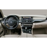 BMW 523 Serie 5 مانیتور فابریک خودرو بی ام و