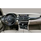 BMW 528 مانیتور فابریک خودرو بی ام و