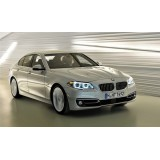 BMW Serie 5 مانیتور فابریک خودرو بی ام و