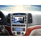 2012 Hyundai SantaFe مانیتور فابریک خودرو هیوندای