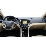 Hyundai Sonata YF 2014 مانیتور فابریک خودرو هیوندای