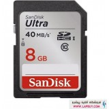 SanDisk Ultra SDHC 8GB کارت حافظه