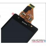 Sony Xperia ZR تاچ و ال سی دی سونی