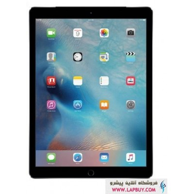 Apple iPad Pro 12.9 inch 4G Tablet - 128GB تبلت اپل آيپد