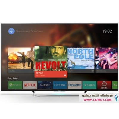 SONY Smart with Android TV 4K 55X8500C تلویزیون سونی