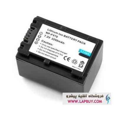 Sony Handycam DCR-SR47 باتری اورجینال سونی