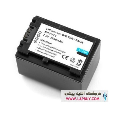 Sony Handycam HDR-CX550V باتری اورجینال سونی