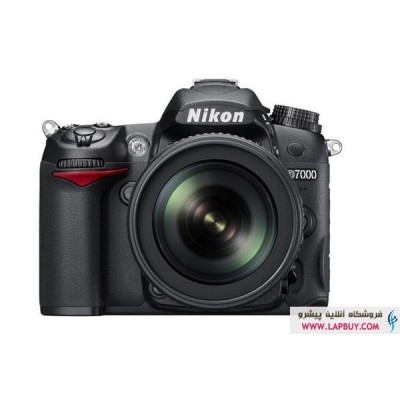 Nikon D7000 + 18-105 kit Digital Camera دوربین دیجیتال نیکون