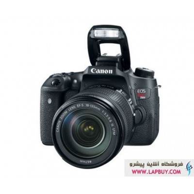 Canon EOS 760D + 18-135 IS STM دوربین کانن