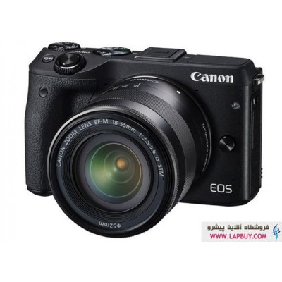 Canon EOS M3 18-55 Digital Camera دوربین کانن