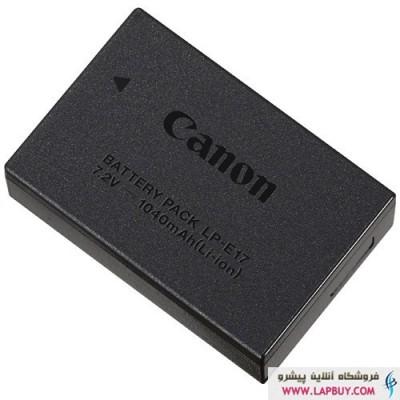 Canon LP-E17 باتری طرح اصلی