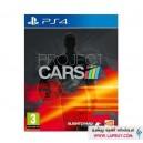 Project Cars PS4 Game بازی مخصوص پلی استیشن 4