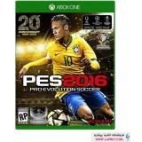 PES 2016 Xbox One Game بازی مخصوص ایکس باکس وان