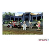 Lego Jurassic World Xbox One Game بازی مخصوص ایکس باکس وان