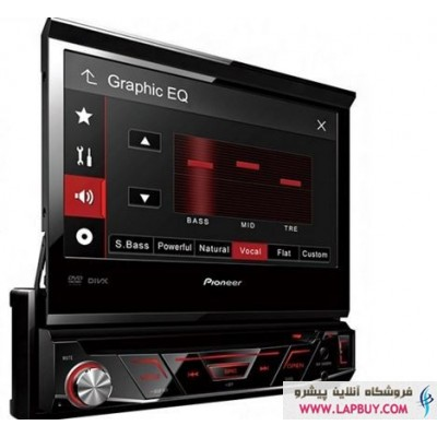 Pioneer AVH-3850DVD Car Audio پخش کننده خودرو پایونیر