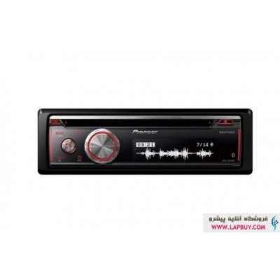 Pioneer DEH-X8750BT Car Audio پخش کننده خودرو پایونیر