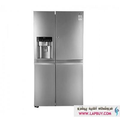 LG Bentlee SX-B532S Refrigerator یخچال فریزر ال جی